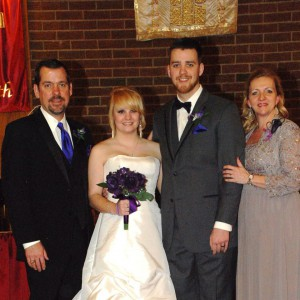 Todd and Megs Wedding